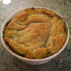 Samosa Pie